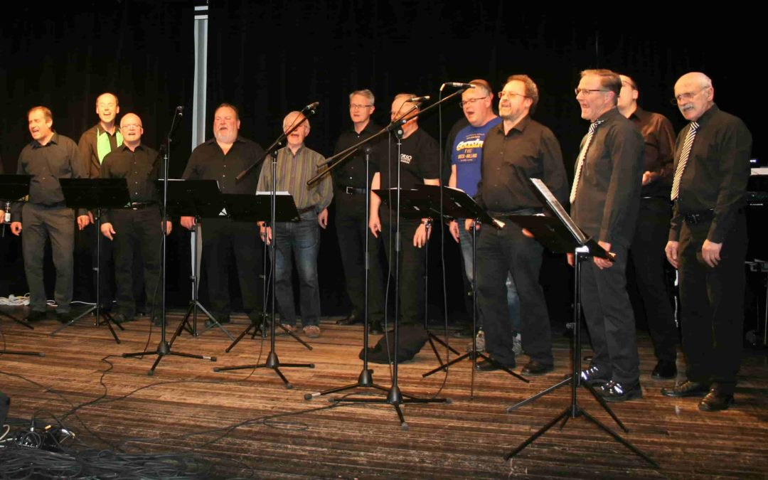 Konzert A cappella and more am 23.März 2019